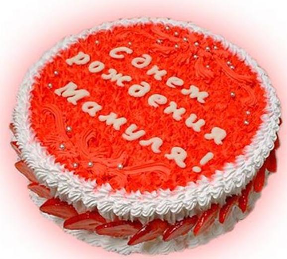 Простые идеи украшения тортов торты в